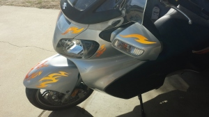 Reflective Decals (5)