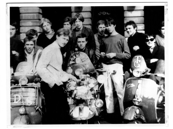 The Mini Boys, 1964